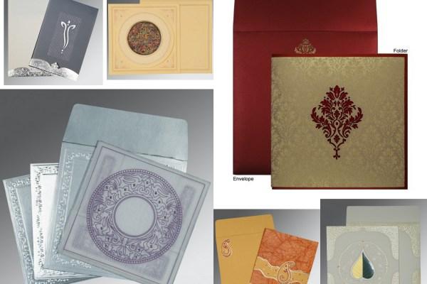 A2zweddingcards- Printing Method based Wedding Invitations