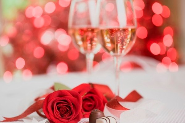 Valentine Wedding Favors