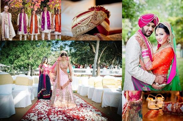 Indian NRI I Wedding Attire