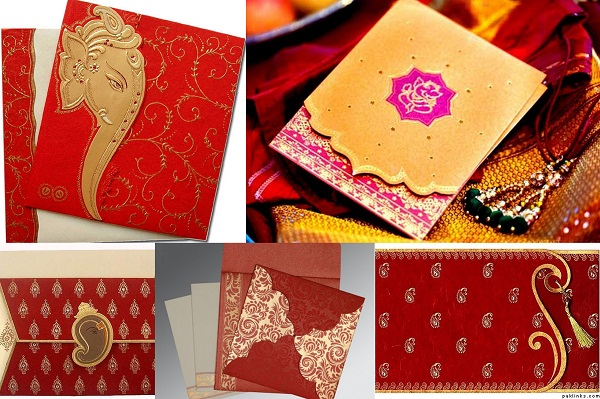 Indian NRI Wedding Invitation