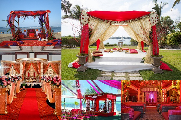 NRI Indian Wedding Venue