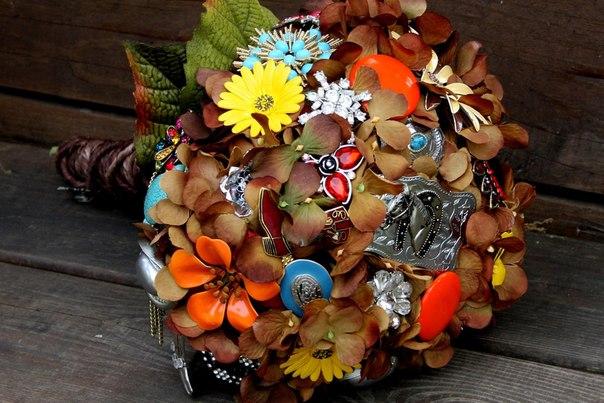 Wild West Wedding Bouquet