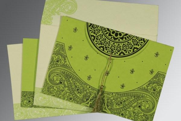 Eco Friendly wedding invitations