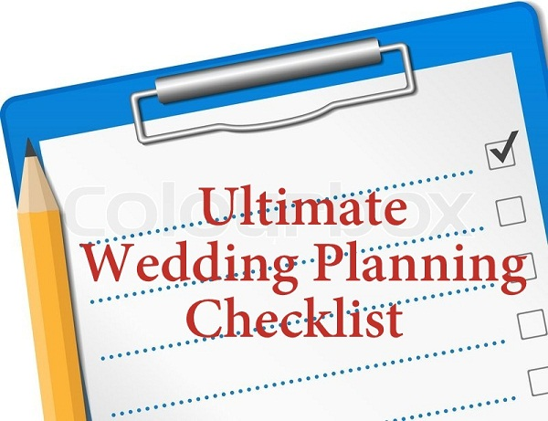 Wedding Guest Checklist