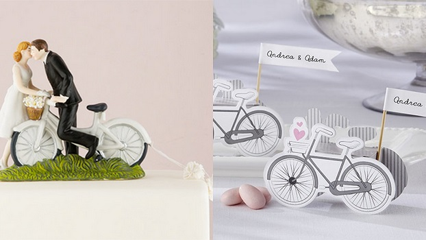 Bicycle Wedding Favors | A2zWeddingCards