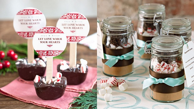 Hot Chocolate Wedding Favors | A2zWeddingCards