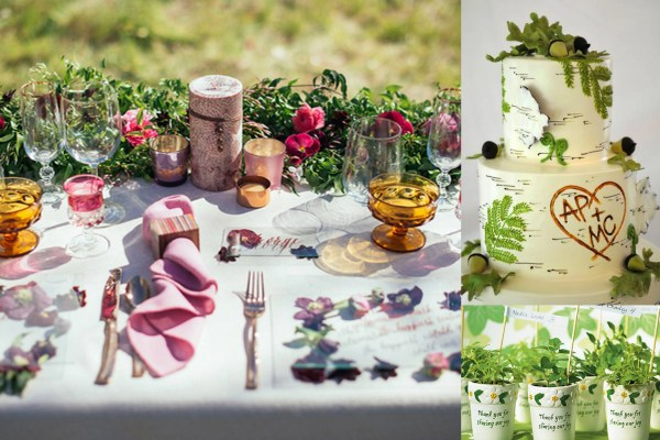 Eco-friendly Wedding- Food and Favors
