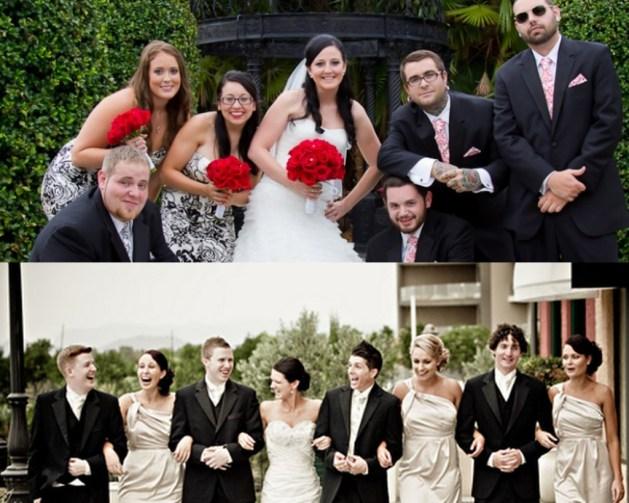 Black and White Wedding - A2zWeddingCards