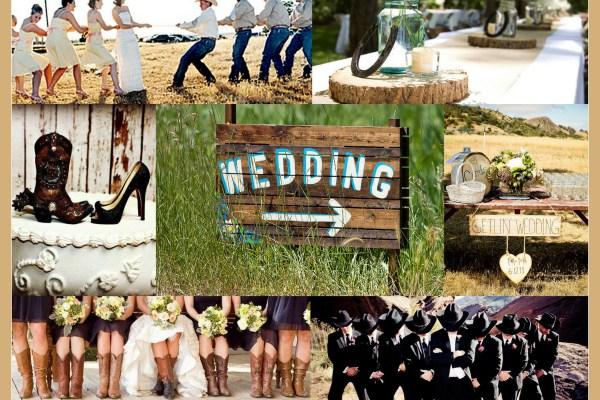 Cowboy Weddings - A2zWeddingCards