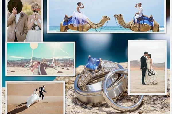 Desert Wedding Add-ons - A2zWeddingCards