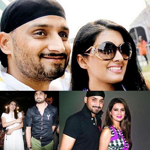 Harbhajan Singh - Geeta Basra Wedding