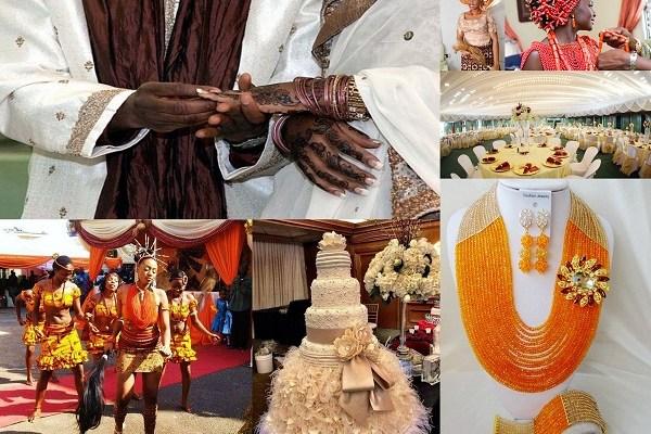 Nigerian Weddings Customs - A2zWeddingCards
