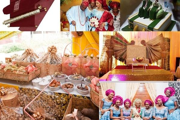 Nigerian Weddings traditions - A2zWeddingCards