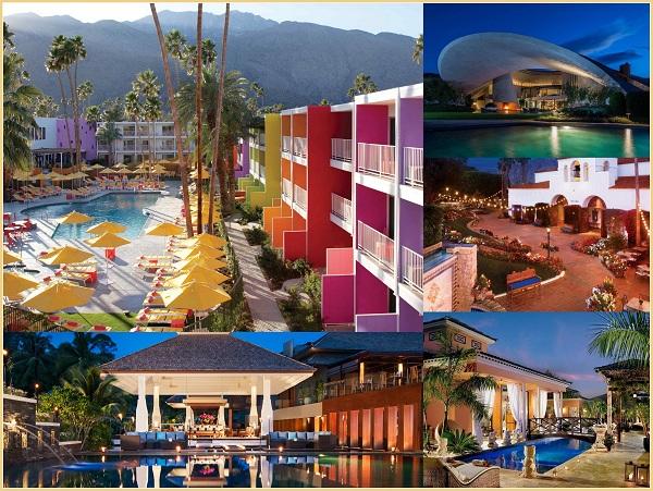 Palm Springs Weddings Lodging - A2zWeddingCards