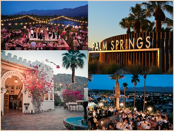 Palm Springs Weddings locations - A2zWeddingCards