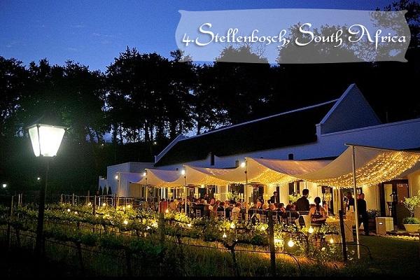 Stellenbosch, South Africa - A2zWeddingCards