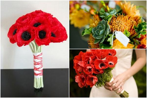 Beautiful poppies - A2zWeddingCards