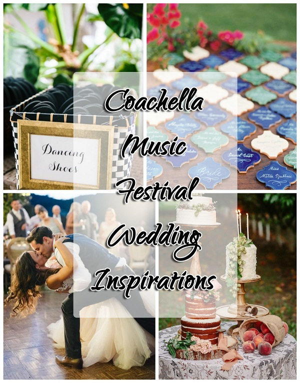 Coachella Music Theme Inspired Wedding - A2zWeddingCards