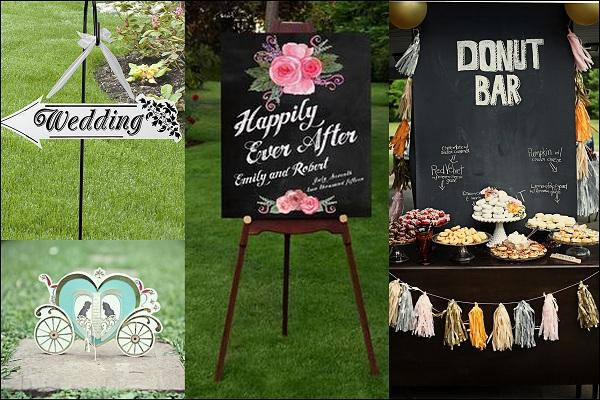 Cool Wedding Signboards - A2zWeddingCards