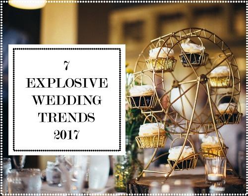 Wedding Trends 2017 - A2zWeddingCards