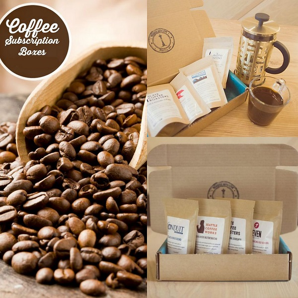 Coffee Subscription -Wedding Gifts - A2zWeddingCards