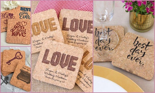 15 Wedding Favors that Cost Under $1-6