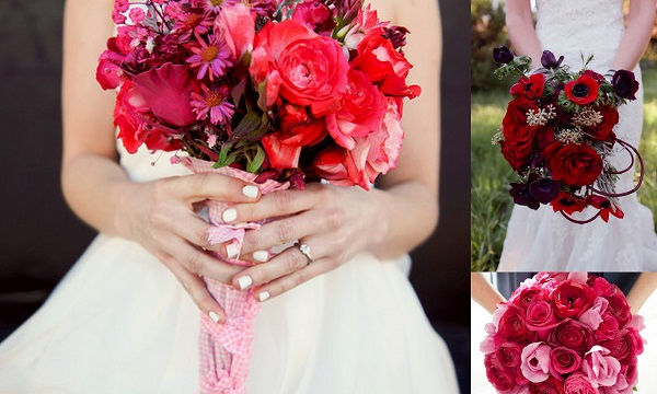 9. Valentine Bouquets - A2zWeddingCards