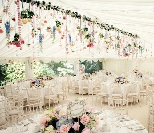 Ordinary Wedding Tent Decor Ideas- A2z Wedding Cards