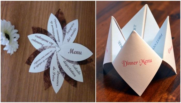 15 Best Ways To Use Diy Paper Craft In Your Wedding Origami Wedding