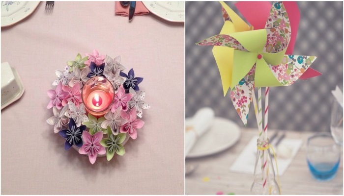 15 Best Ways To Use Diy Paper Craft In Your Wedding Origami Wedding