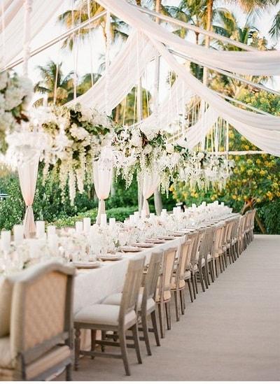 Wedding venue open garden area - A2zWeddingCards