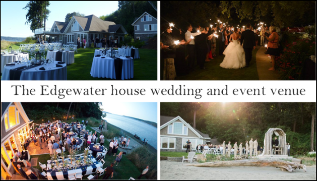 The Edgewater house wedding and event venue