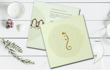 Hindu Wedding Cards-A2zWeddingCards
