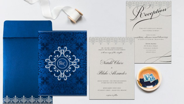 Indian Wedding Cards - A2zWeddingCards