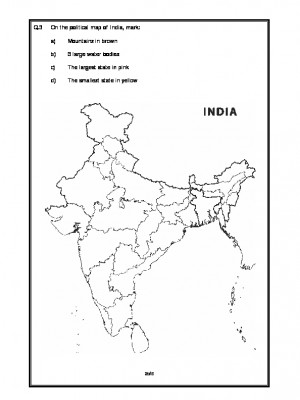 Neighbouring Countries Of India And Its Capital