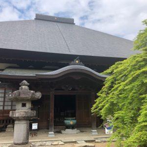 秩父8番札所 西善寺本堂