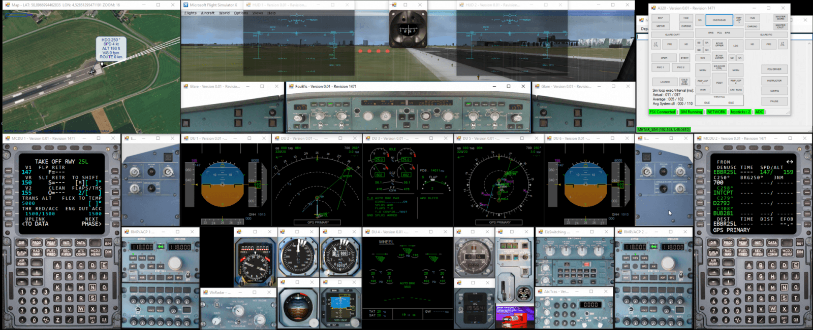 Simulator Software Overview