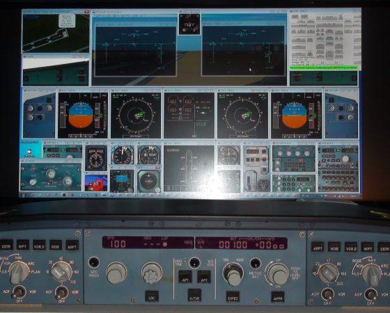 Flight Control Unit (FCU)