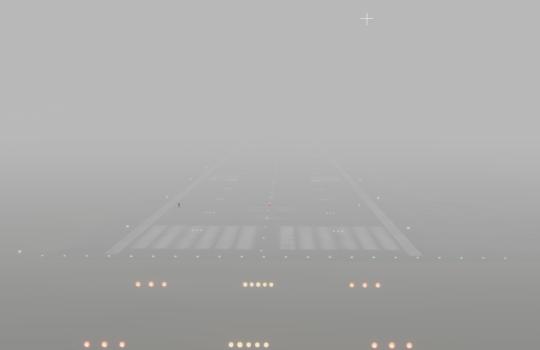 CAT 3 Low Visibility Landing