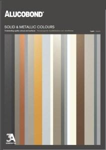 Alucobond Plus - Solid Metalics
