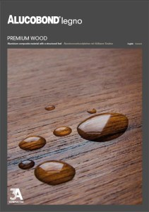 Alucobond Plus - Wood