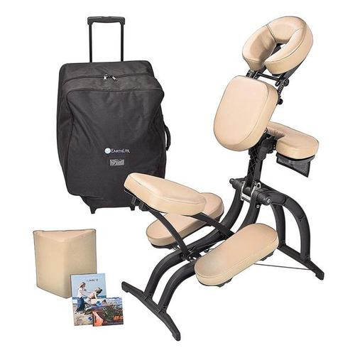 massage chair portable back pack beach chairs earthlite avila ii maries beige w68028mbe