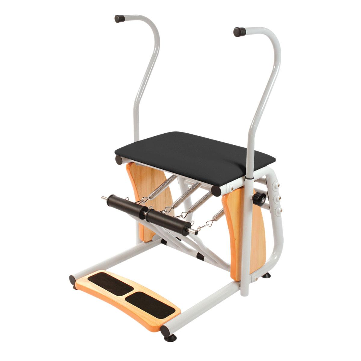 chair stool combo folding chairs picnic stark pilates 3b scientific w15401