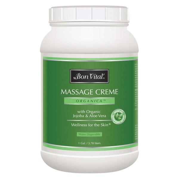 Bon Vital Organica Massage Creme Lotions Oils