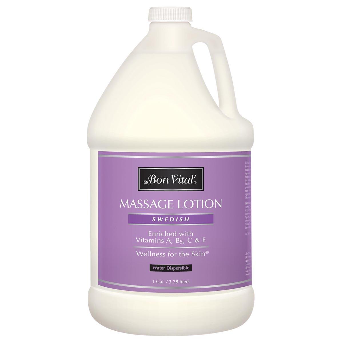 Bon Vital Swedish Massage Lotion Massage Lotions Oils