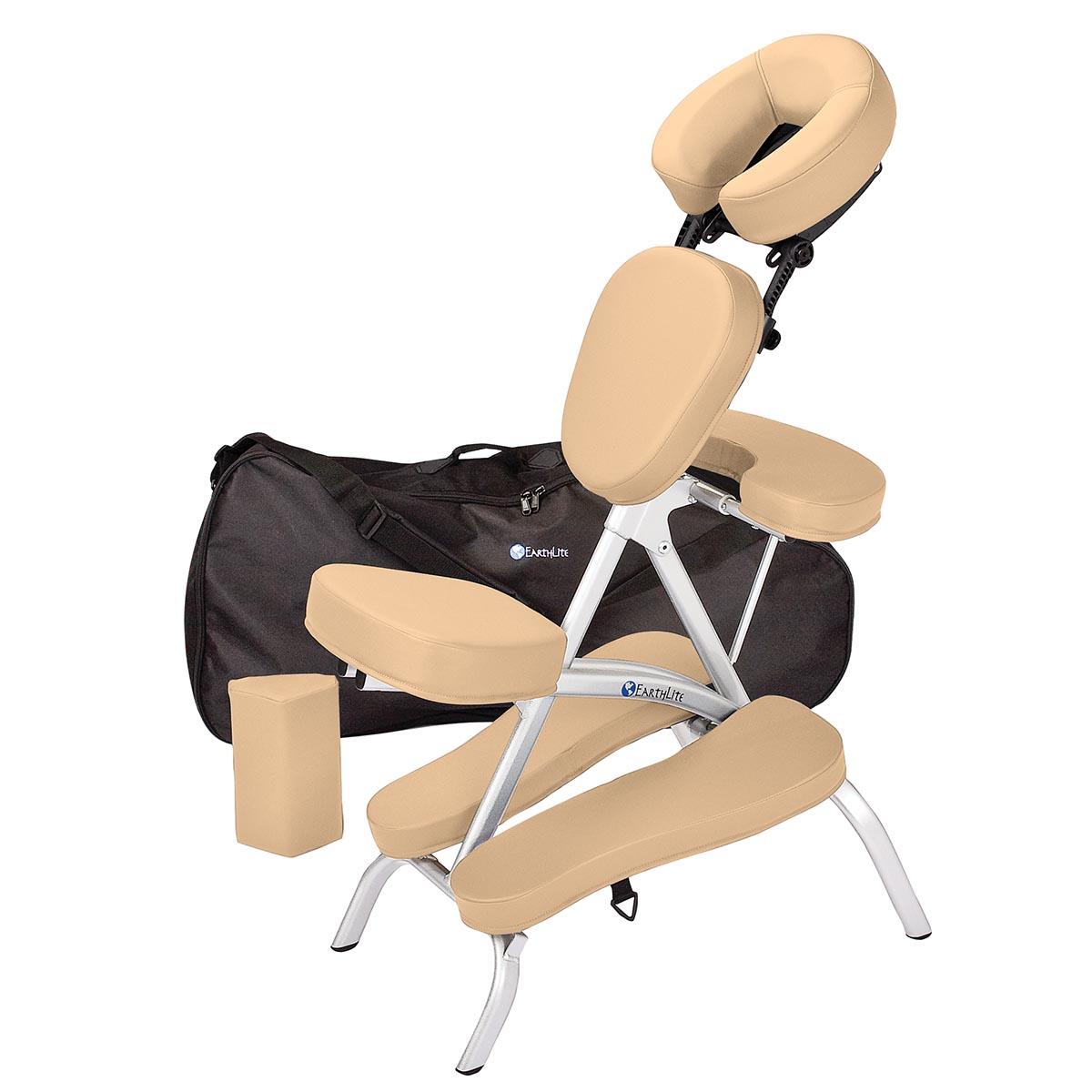 massage chair earthlite invacare transport vortex chairs