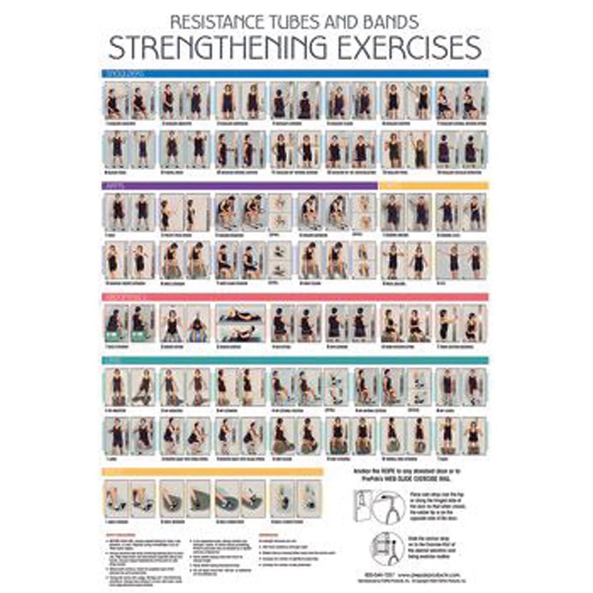 chair exercises for seniors pdf striped dining printable resistance band workouts  eoua blog