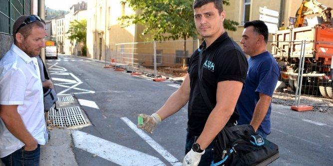 Article Midi Libre Lodeve A3DH intervient pour dératiser la ville