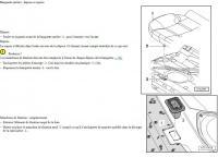 Comment retirer le siège banquette arrière? : Problèmes