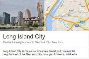 Long Island City NY